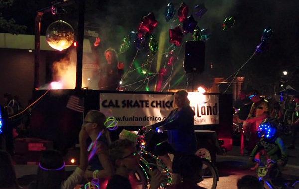 2015 Parade of Lights Float