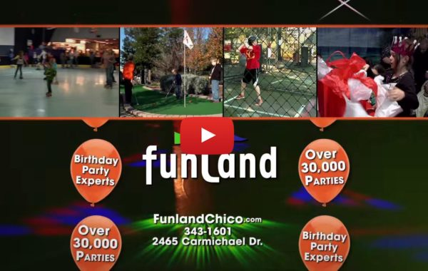 FunLand's Birthday Commercial