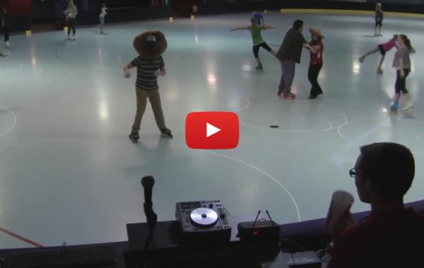 Cal Skate's Harlem Shake