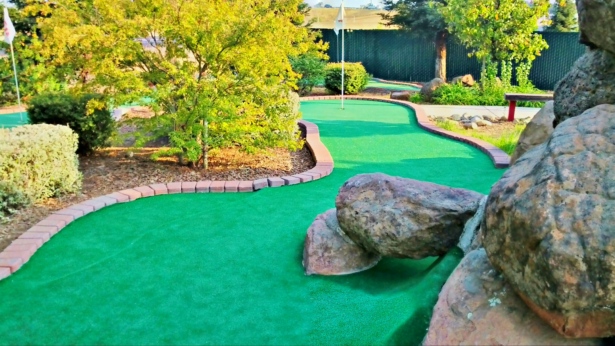 Miniature Golf   FunLand Chico